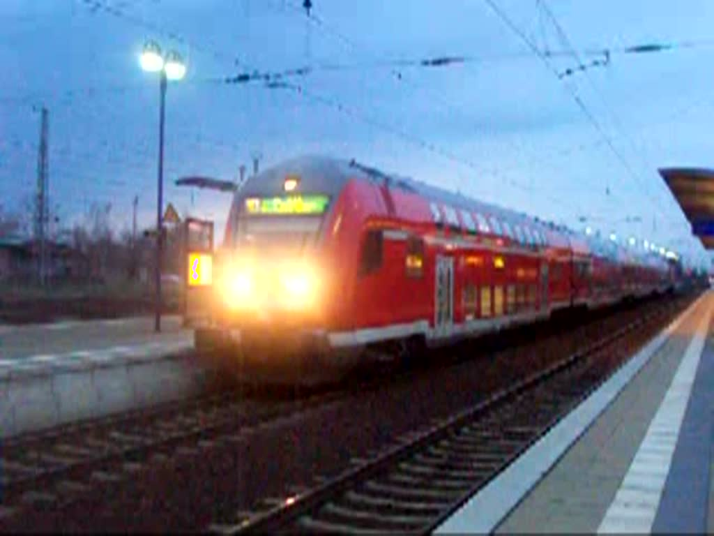 berlin cottbus regionalbahn