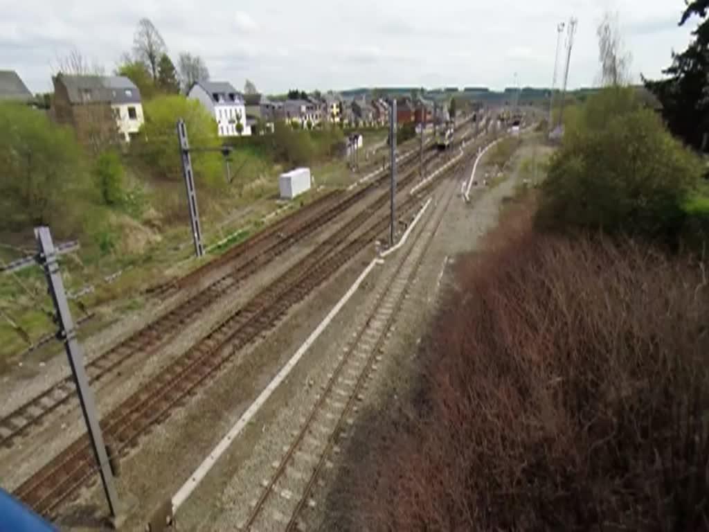 Geschwindigkeit der Luxembourg 2013