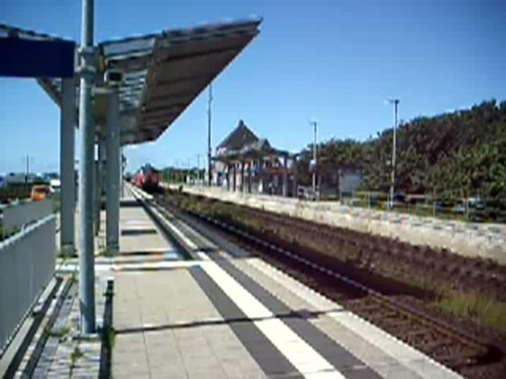 bahnhof sylt westerland