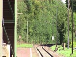DB E 186 338-0 mit Makrofon Gruß, Einfahrt in den Bildstock Tunnel, den 30.08.2015