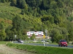 . Triebzug der CFL BR 2300 auf der Stercke Trier - Luxemburg, in Richtung Luxemburg unterwegs, aufgenommen nahe Igel. 27.09.2015