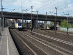 Metronom 146 541-8 verlässt Hamburg-Harburg 20.4.2016