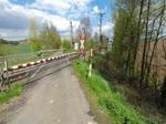 Auf der Strecke Koblenz-Trier-Luxemburg/Saarbrücken einige Kilometer westlich von Wengerohr: ein Süwex Flirt plus der CFL Kiss 2301 in Richtung Trier, gefolgt von der Moseltalbahn 442 504-7 und danach in entgegengesetzter Richtung die Mose ...