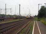 ECR 247 016-9 durchfährt mit einem Kalkzug Duisburg-Bissingheim 10.6.2016