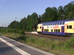 ME 82132 (Göttingen–Hamburg Hbf) und KT 62918 (Hamburg-Billwerder–Neuss Gbf) am 05.06.2016 in Unterlüß