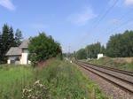 753 720-2 und 753 719-4 mit einem Kesselzug am 22.07.16 in Chotikov.