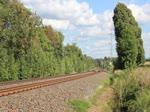 MY 1149 (227 008-0), MY 1155 (227 010-6)von Altmark-Rail und 214 025 fuhren am 19.08.17 von Haldensleben nach Hartmannshof. Hier ist die Fuhre bei Plauen/V. zu sehen.