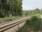 ÖBB-Taurus 1116 047 leistet der 266 118-9 von Railtraxx Schubhilfe am Gemmenicher Weg. Aufgenommen am 31/08/2018.